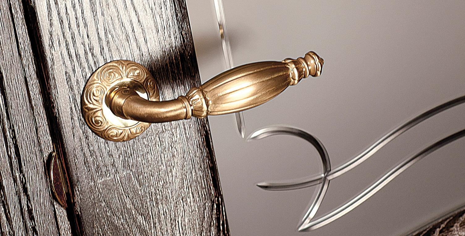 Выбираем фурнитуру для дверей – 4 совета