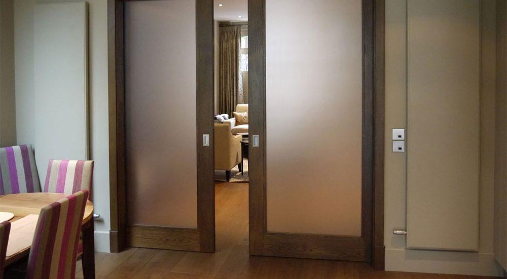 Двустворчатые двери: за и против