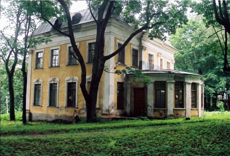 Усадьба графов Шуваловых в Петербурге уйдет с торгов