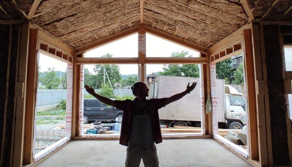 О кровлях и крышах в малоэтажном строительстве