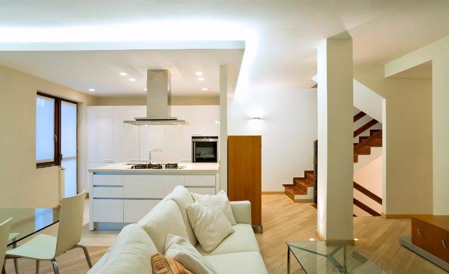 Эксперты рассказали о преимуществах двухуровневых квартир